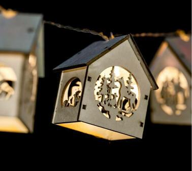 Luci decorative casa