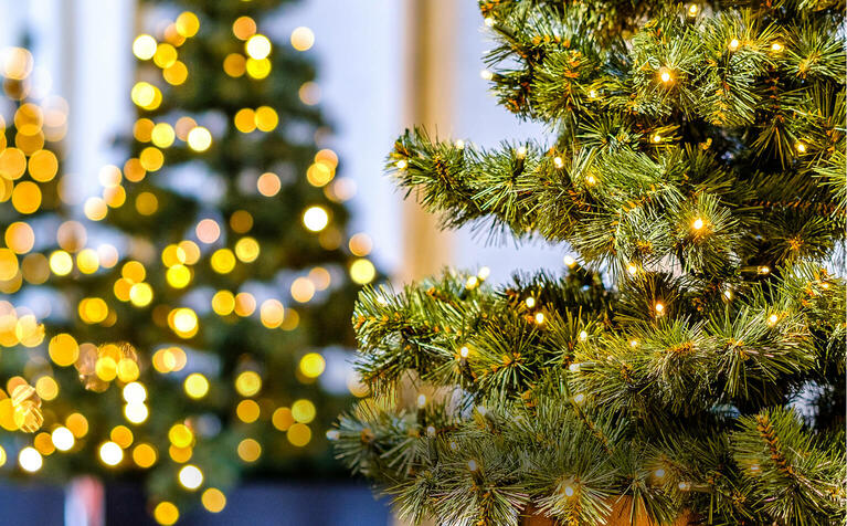 Ghirlande per albero di Natale