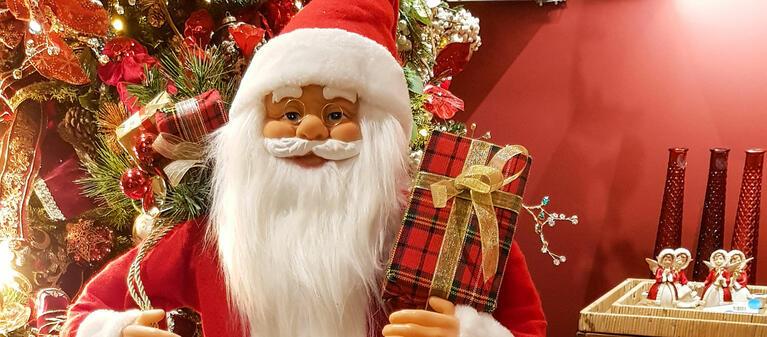 Babbo Natale e personaggi
